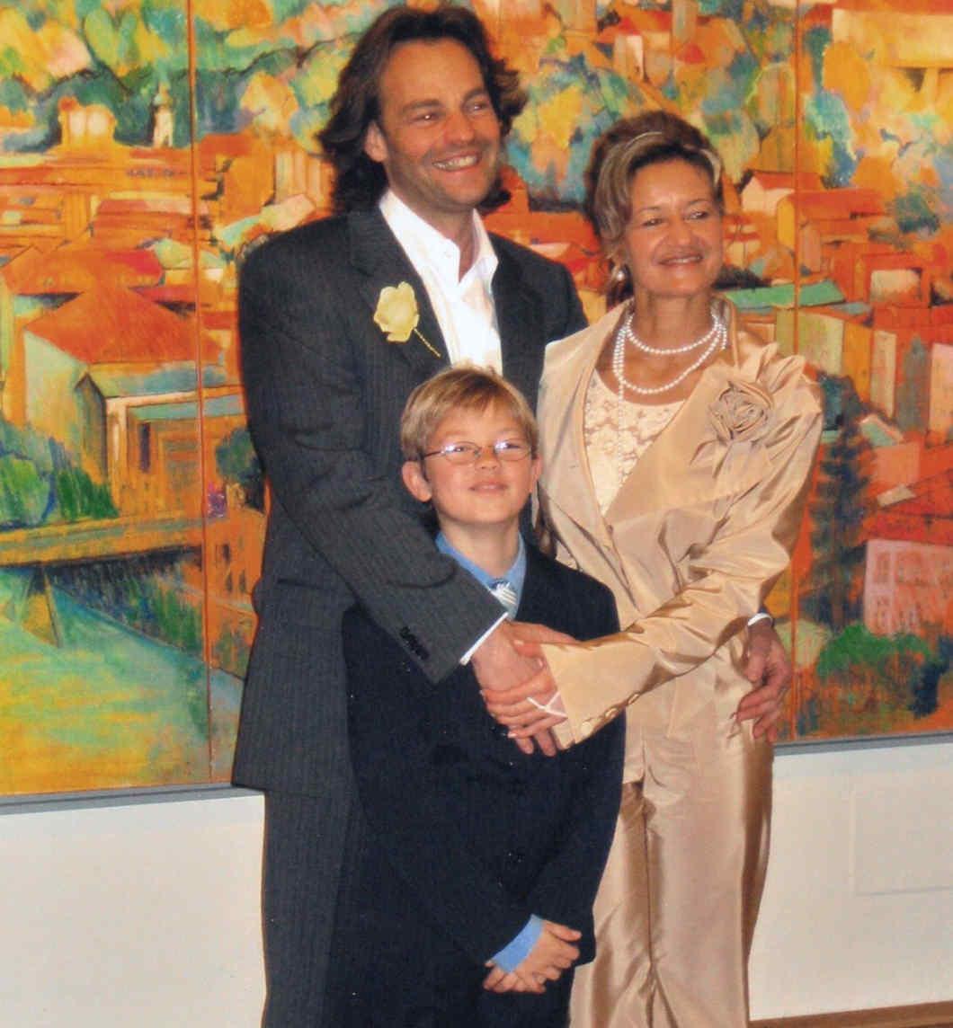 Frank - Birgit - Keanu - Hochzeit