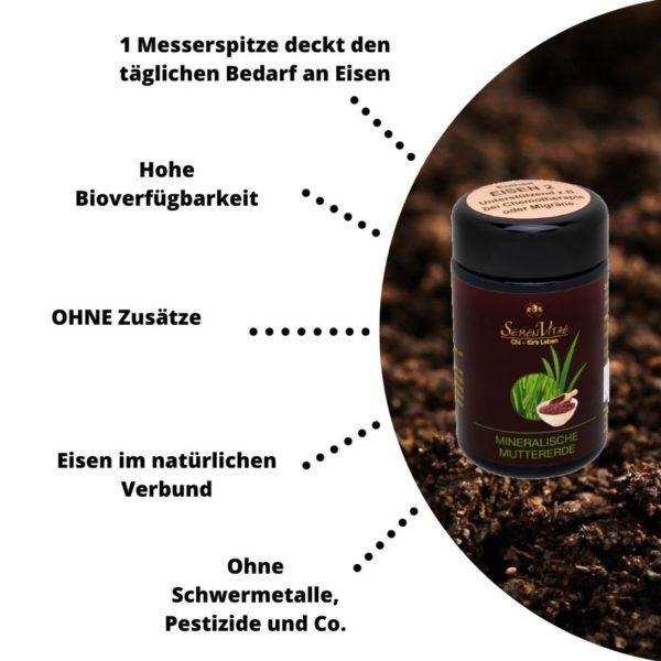 Vorteile Mineralische Muttererde