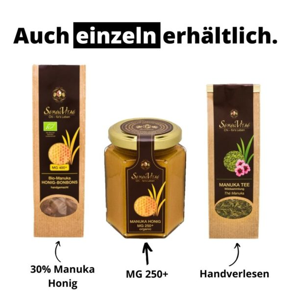 Manuka Produkte einzeln erhältlich